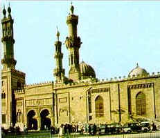 Islamic history of Egypt